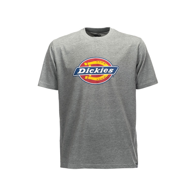 Dickies T-Shirt - Horseshoe Grey