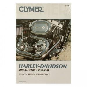 Clymer Reparaturanleitung -...