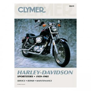 Clymer Service Manual -...