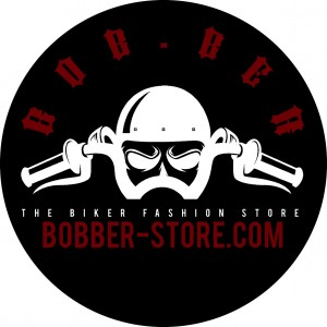 bob.ber Sticker - round black