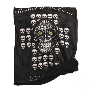 Holy Freedom Tube - Skull...