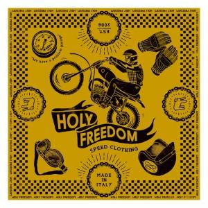 Holy Freedom Scarf - Cross...