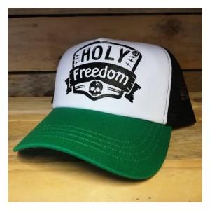 Holy Freedom Cap - Skull