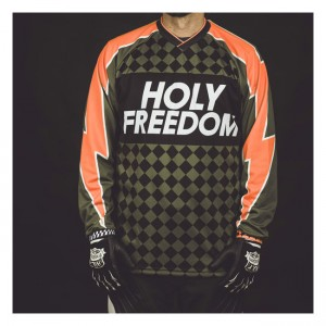 Holy Freedom Dirty Jersey -...