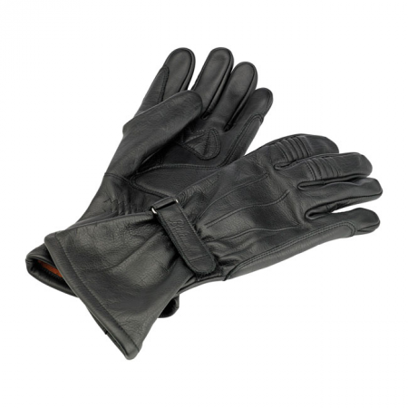 Biltwell Gloves - Gauntlet Black