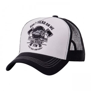 King Kerosin Trucker Cap -...