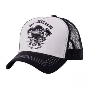 King Kerosin Trucker Cap -...
