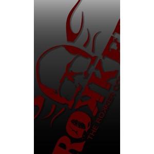 Rokker Tube - RKK Logo 3D Rot