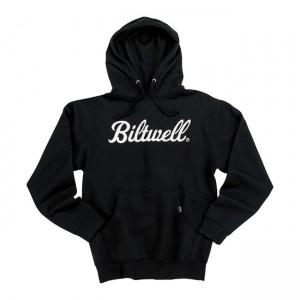 Biltwell Hoodie - Script Black