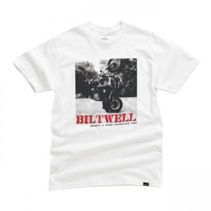 Biltwell T-Shirt - Not Dead