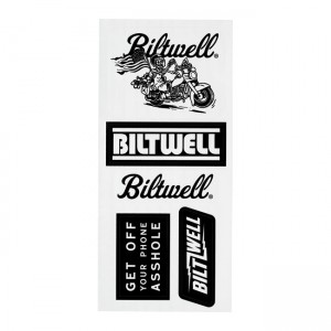 Biltwell Sticker - Sheet B