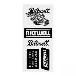 Biltwell Sticker - Sheet B