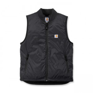 Carhartt Vest - Shop Black