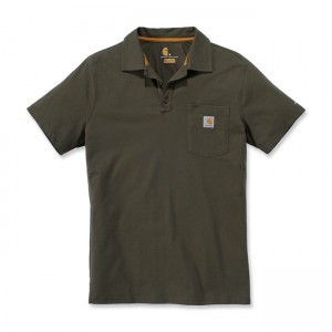 Carhartt Polo Shirt -...
