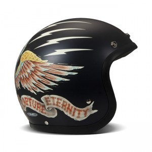 DMD Helm Vintage - Eagle...