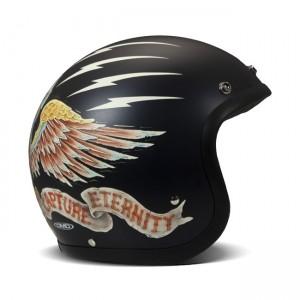 DMD Helmet Vintage - Eagle...