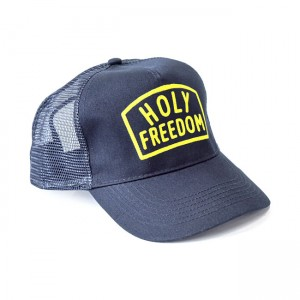 Holy Freedom Cap - Worker Blau