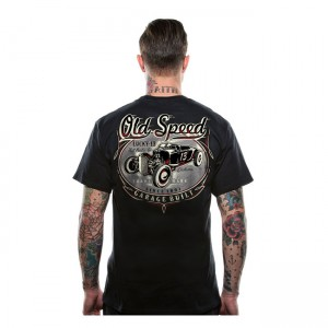Lucky-13 T-Shirt - Old Custom