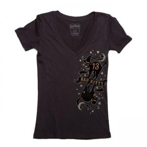Lucky-13 Frauen T-Shirt -...