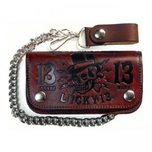Lucky-13 Wallet - Death Glory