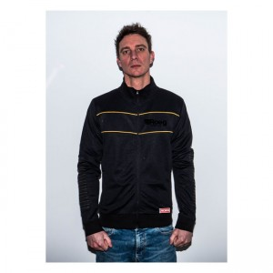 ROEG Jacket - Greg Track Black