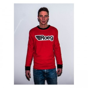 ROEG Sweater - Ricky Red
