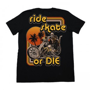 Down-N-Out T-Shirt - Ride...