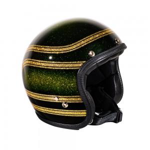 70s Helm Superflake - Green...