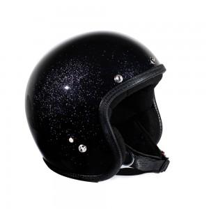 70s Helmet Metalflake -...