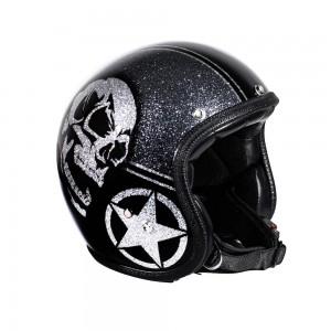 70s Helm Superflake - Army...