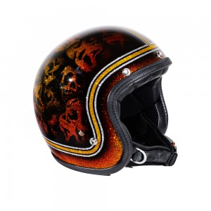 70s Helmet Superflake -...