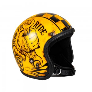 70s Helmet Dirties - Skull...