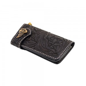 70s Wallet - Long Engraved...
