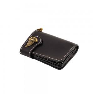 70s Wallet - Shorty Flat Black