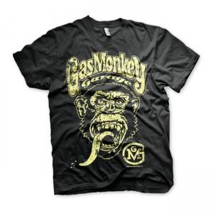 Gas Monkey Garage T-Shirt -...