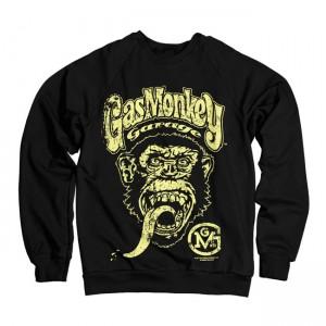 Gas Monkey Garage Sweater -...