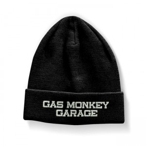 Gas Monkey Garage Beanie -...
