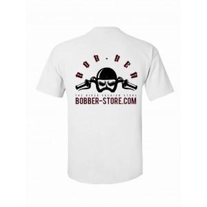 bob.ber T-Shirt - Logo White