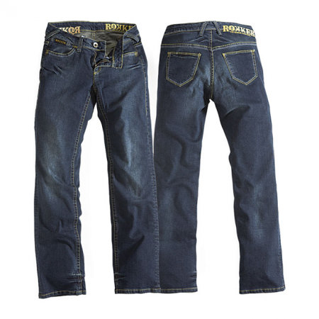 Rokker Ladies Jeans - The Lady