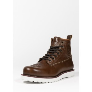 John Doe Shoes - Iron Brown