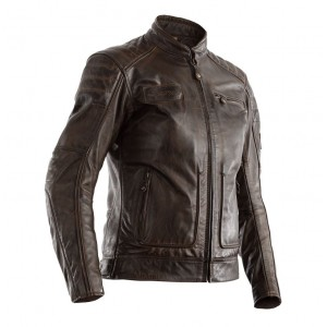 RST Ladies Leather Jacket -...