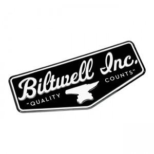 Biltwell Blechschild - Shield