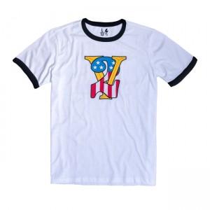 13 1/2 T-Shirt - V2 White