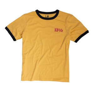 13 1/2 T-Shirt - TSR Yellow