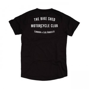 BSMC T-Shirt - Club Schwarz