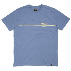 BSMC T-Shirt - Wingline Blue