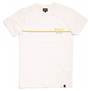 BSMC T-Shirt - Wingline White