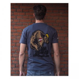 ROEG T-Shirt - Throttle Bear