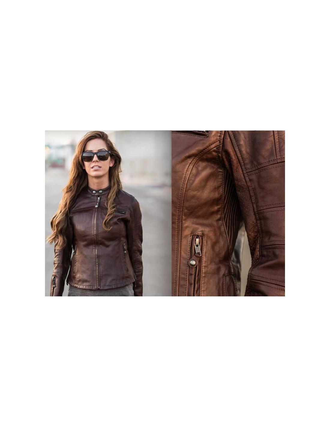 Roland Sands Ladies Leather Jacket