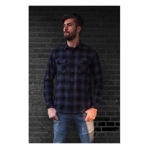 MCS Shirt - Worker Flannel...